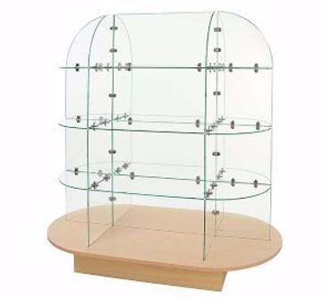 Picture for category Glass Merchandisers