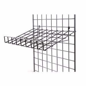 Picture for category Gridwall Shelves