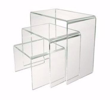 Picture for category Riser Sets & Trays