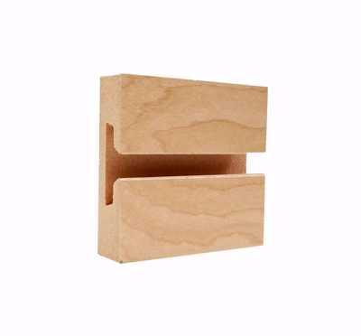 Slatwall Panel Hard Maple Laminate