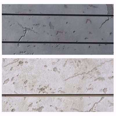 SlatTex Cement Textured Slatwall Panel SLTEX-CMT