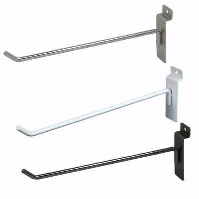Slatwall 10 inch Hook