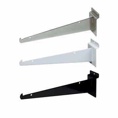 Slatwall 10 inch Shelf Bracket