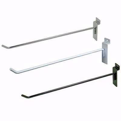 Slatwall 12 inch Hook