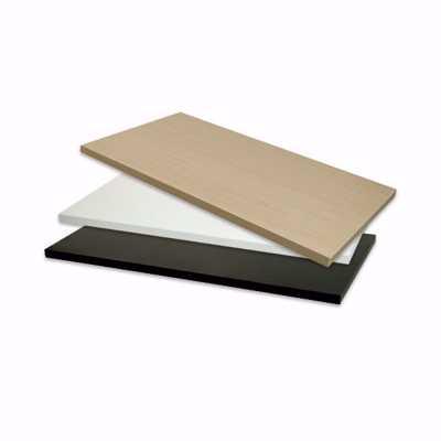 Laminated Wood Shelves 12x24