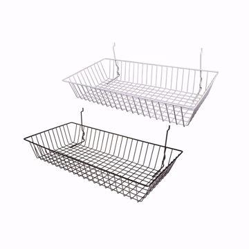 Multipurpose Wire Basket 24x12x4