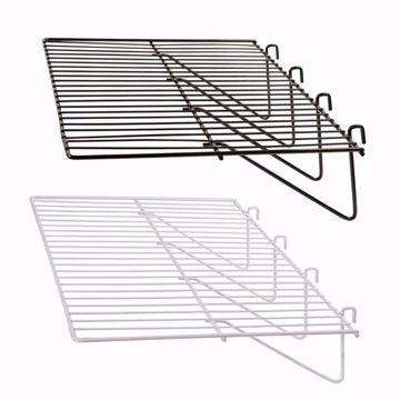 Grid Wire Shelf 12x24