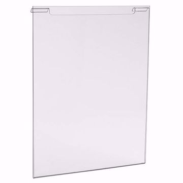 Gridwall Acrylic Sign Holder 8.5 x 11