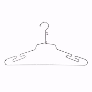 16 inch Metal Round Lingerie Hangers