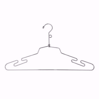 16 inch Metal Round Lingerie Hangers