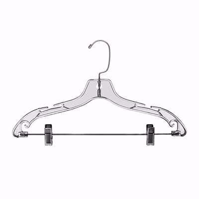 17 inch Plastic Combo Hangers