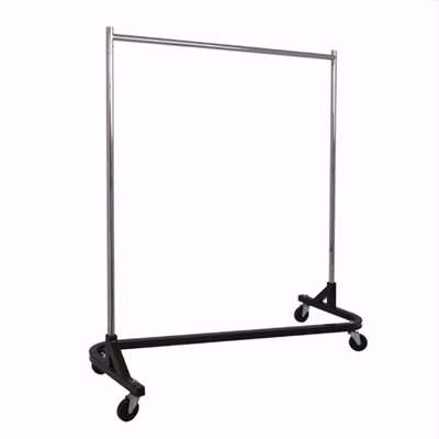 Z Rack Heavy Duty Garment Rolling Rack
