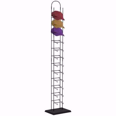 Cap Rack 12 Tier