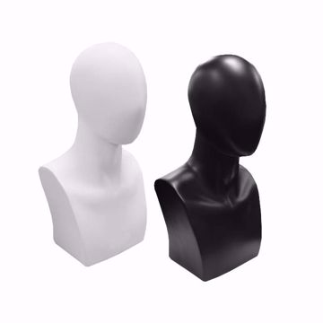 20 inch Abstract Male Display Head