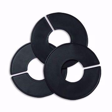 Black Round Size Dividers Set
