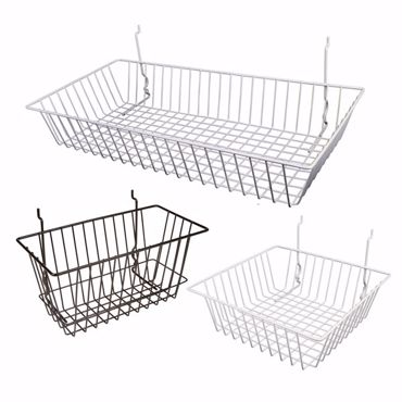 Picture for category Gridwall Baskets