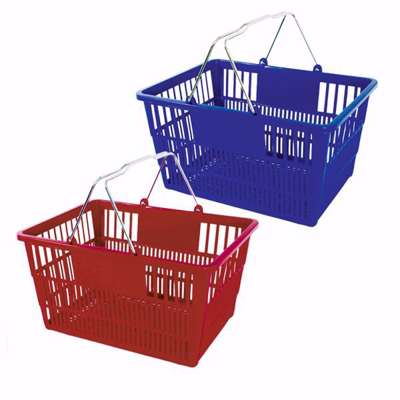 Single Shopping Basket