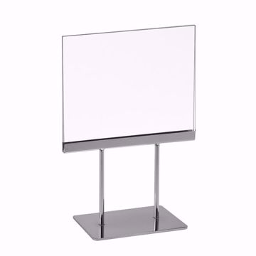 Acrylic Sign Holder with Stand 7x5