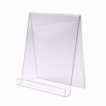 "Tall Acrylic Book Easel 11""H"