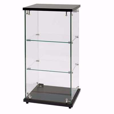 Infinity Glass Countertop Display Case