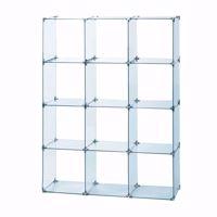 Glass Cube Unit 3W x 4H