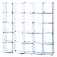 Glass Cube Unit 5W x 5H
