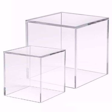 Picture for category Acrylic Cubes & Ballot Boxes