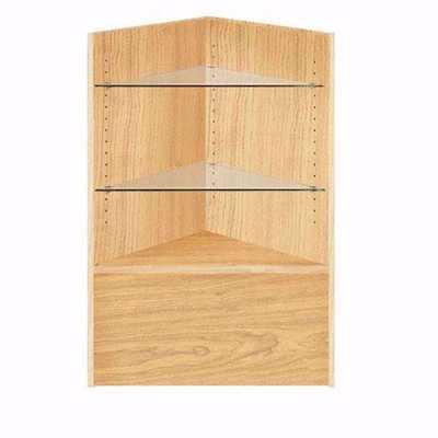 90 Degree Corner Filler Maple