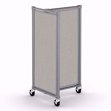 Classic Collection 3-Way Brushed ALUMINUM