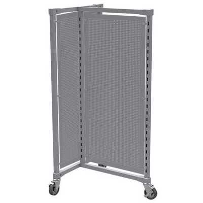 3-Way Rack Perforated Panels