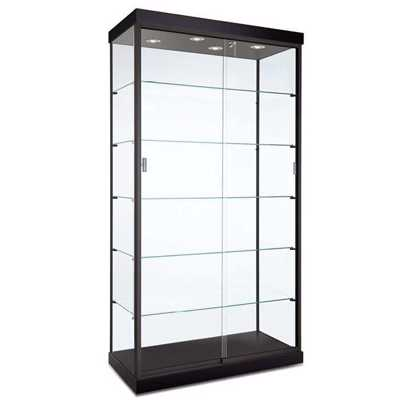 Rectangular Wall Display BLACK