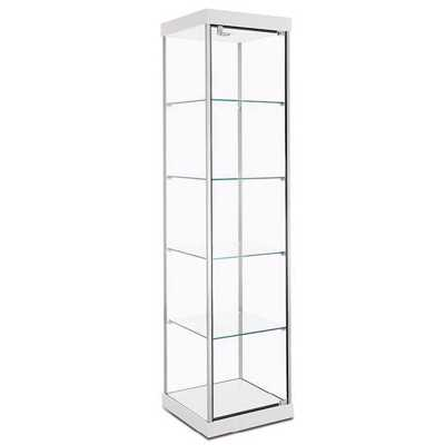 Square Tower Display WHITE
