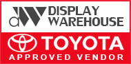 Display Warehouse Toyota Approved Vendor